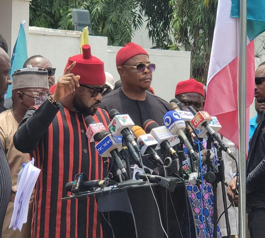 Nigeria's 2022 budget filled with debts, loans – CUPP mocks Buhari