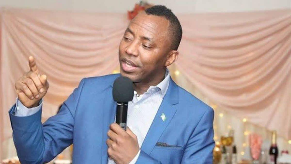 Nobody can stop EndSARS anniversary protest – Sowore dares police