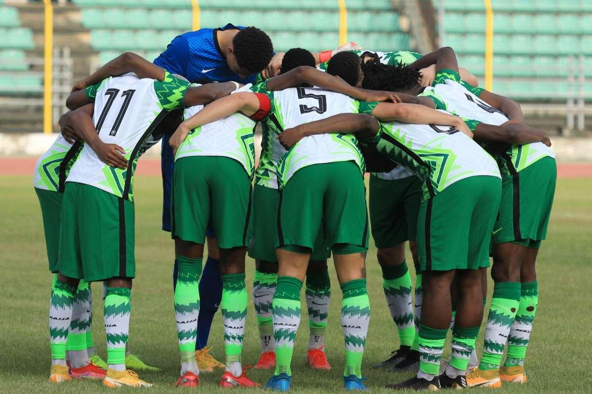 Nigeria's position still dicey despite avenging defeat to Central African Republic