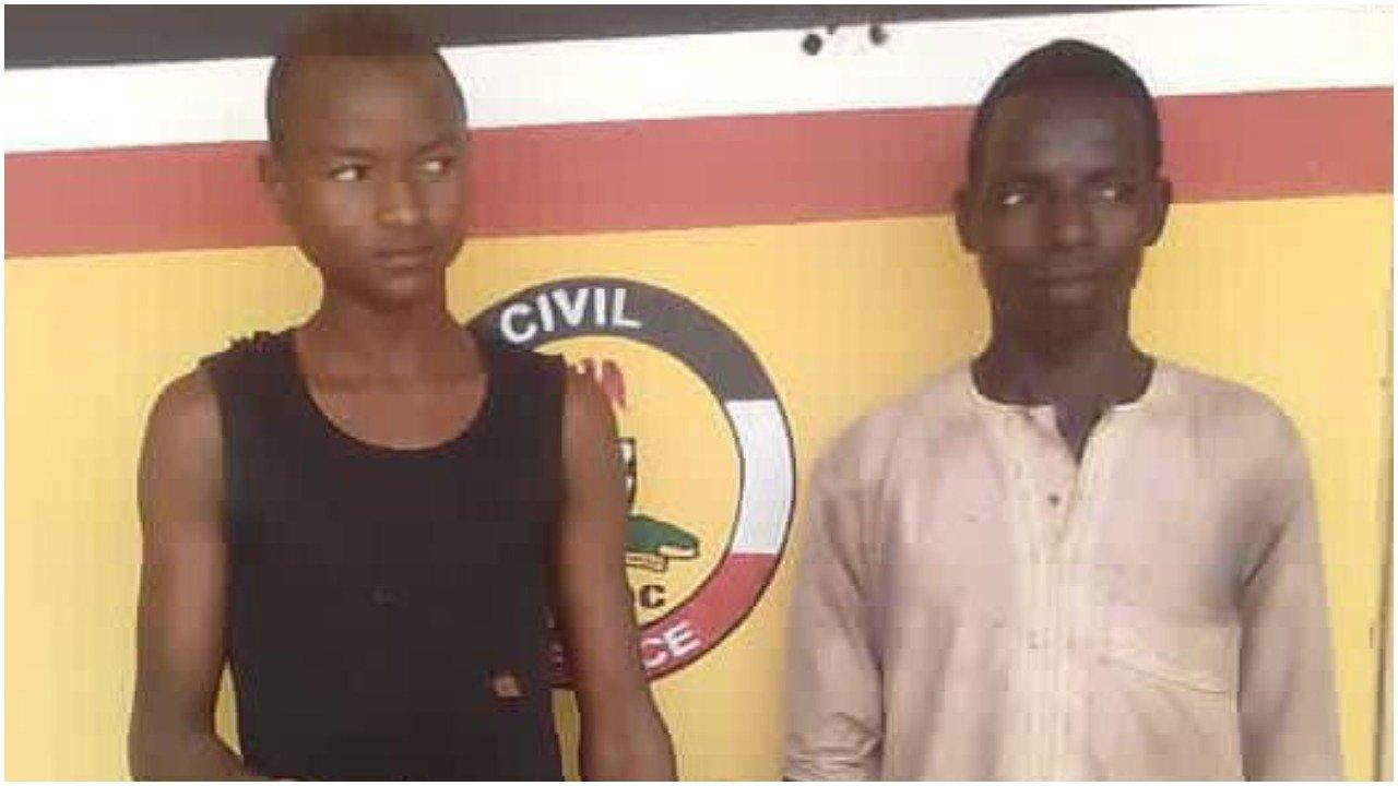 Two arrested as suspected robbery gang lays siege on Kwara community