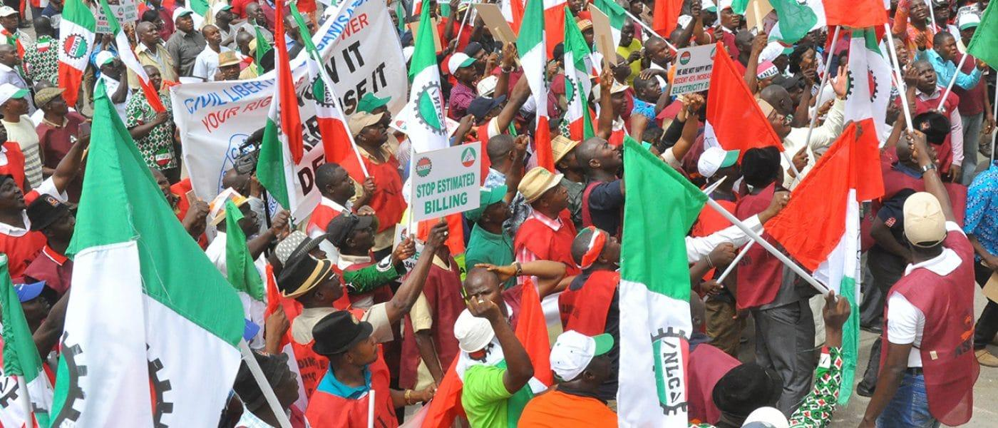 Cross River: Labour embarks on strike over minimum wage, others