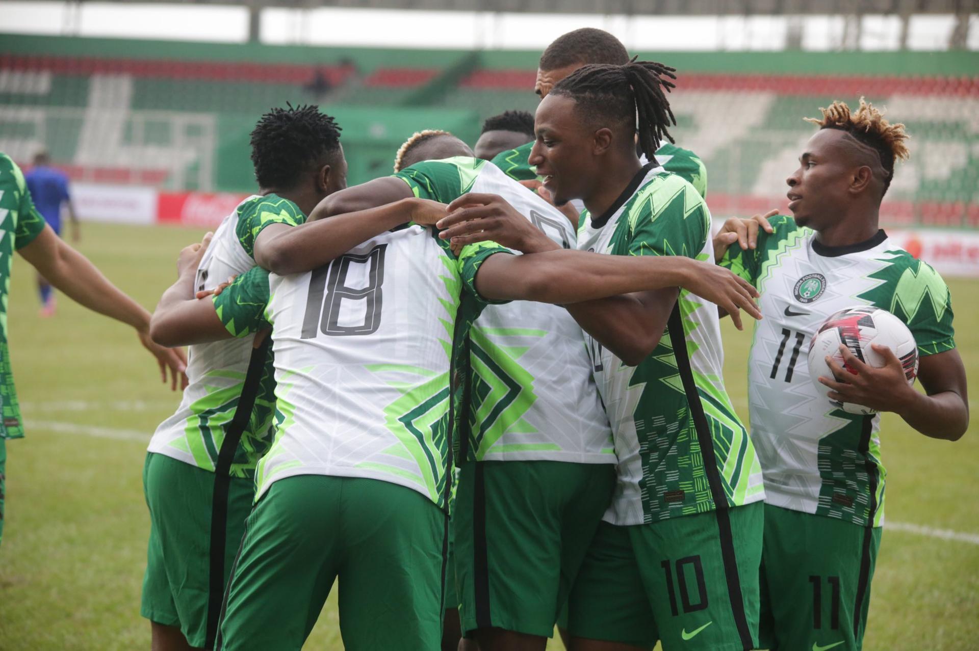 Super Eagles not the best African team – Ikpeba
