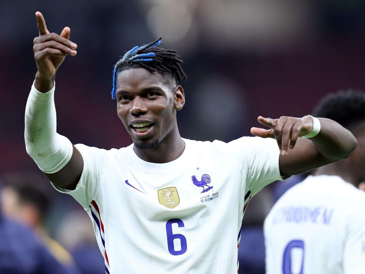 Didier Deschamps identifies area Man Utd midfielder, Pogba has improved