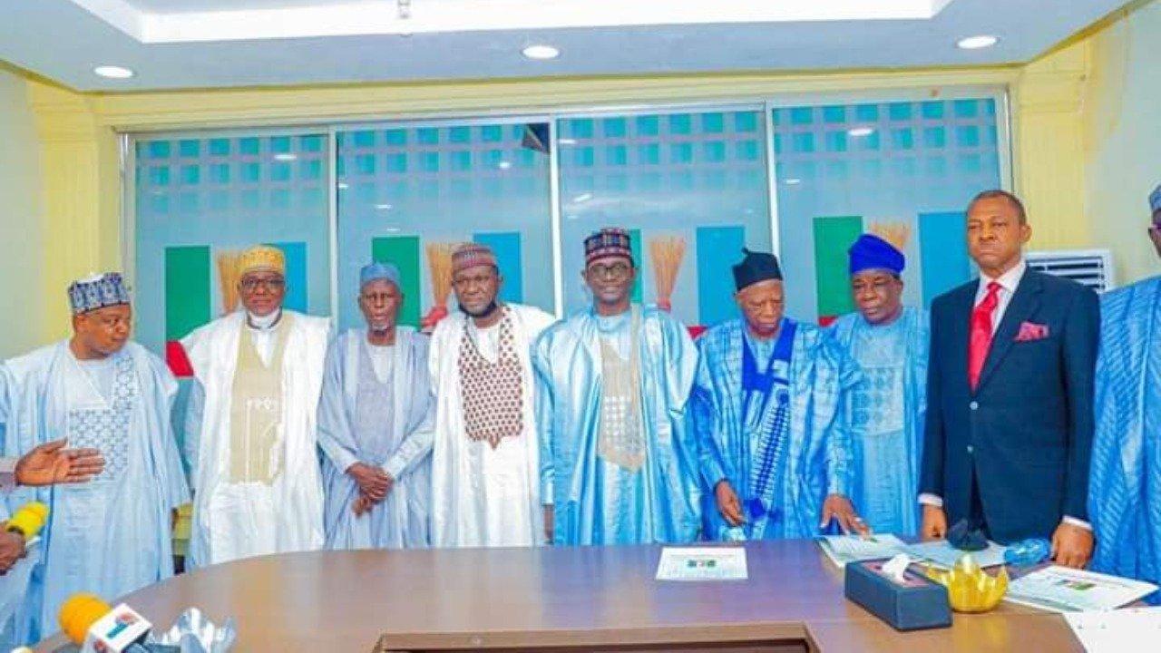 Ex-Governor, Abdullahi Adamu heads APC national reconciliation committee