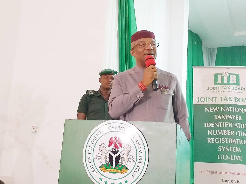 Anambra Deputy Gov's defection is of no consequence, Okeke angry over guber ticket – Okechukwu