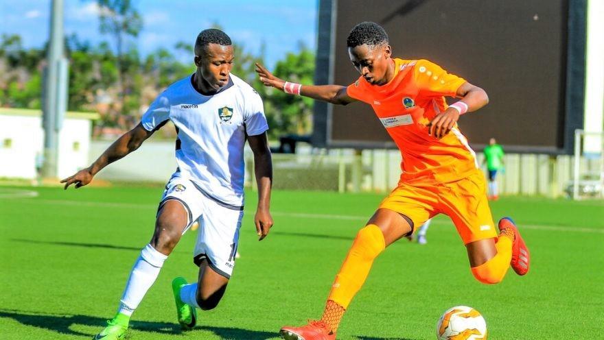 APR, AS Kigali meet in friendly match