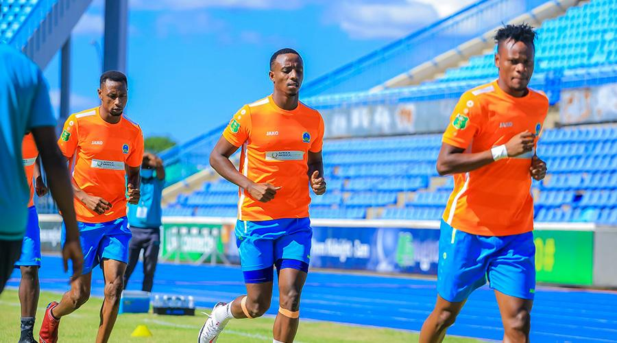 Nshimiyimana rues missed opportunities in Confed Cup