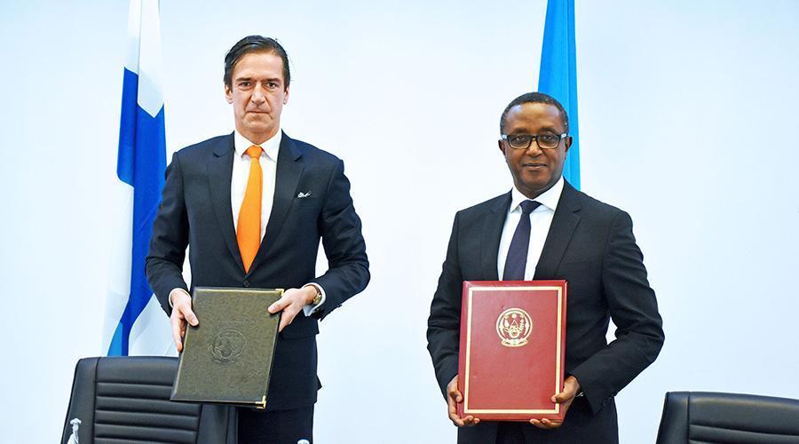 Rwanda, Finland look to stronger economic cooperation