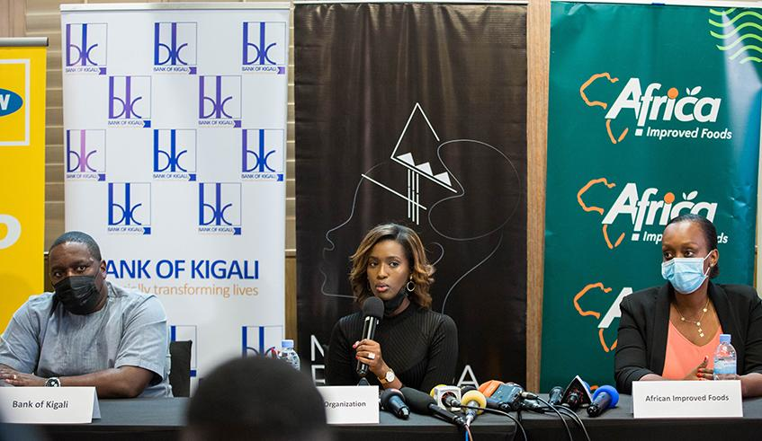 Miss Rwanda to support innovation, talent