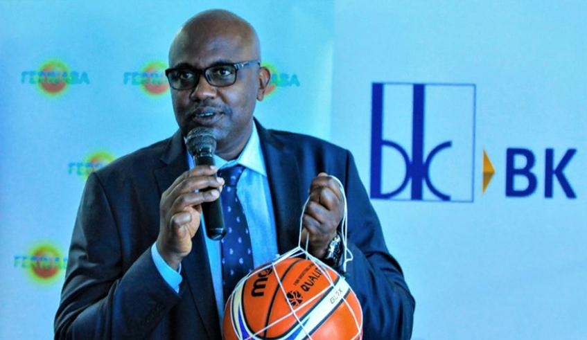 Basketball: Desire Mugwiza to run unopposed for 3rd term