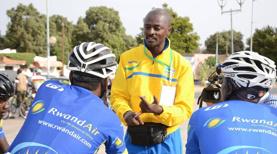 Félix Sempoma on building winning mentality in Team Rwanda cyclists
