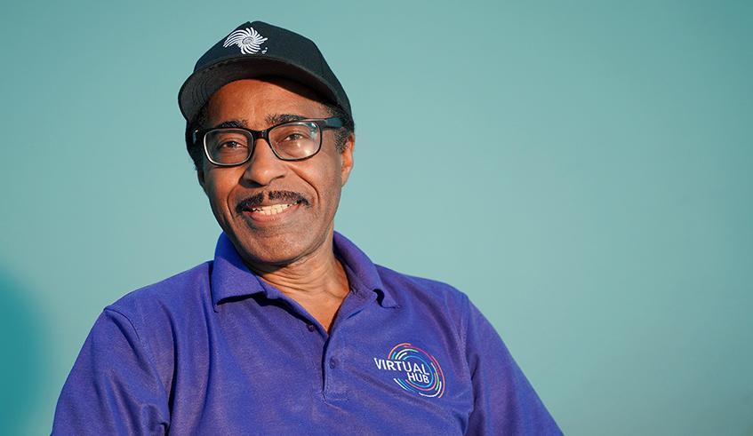 VIDEO: Blues legend Vasti Jackson on his agenda in Rwanda