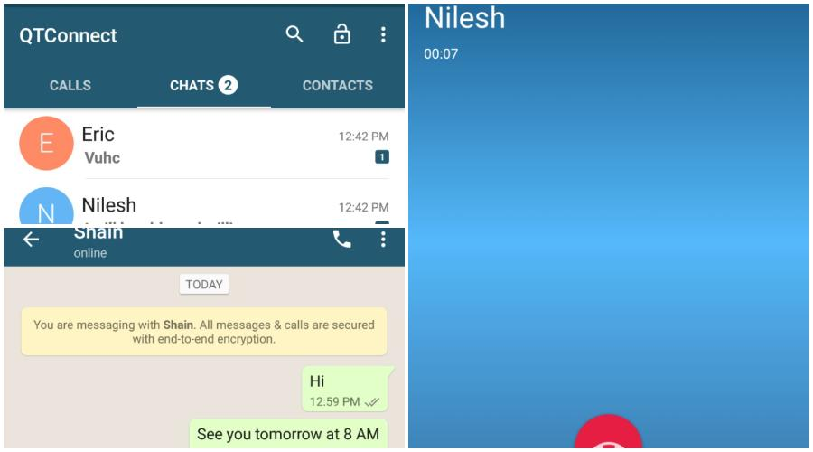 Rwandan tech firm unveils WhatsApp alternative