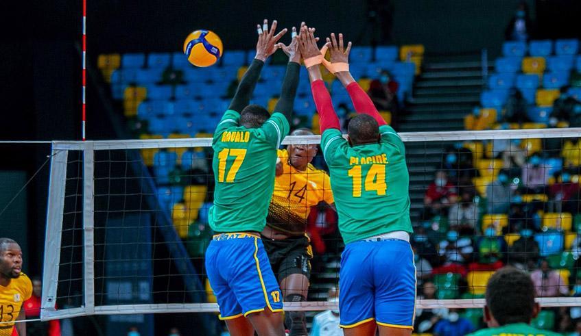 Africa Volleyball Championship: Rwanda defeats Uganda to top Group A