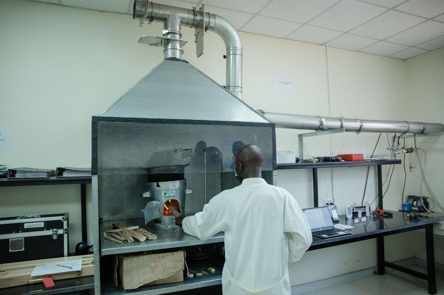 How the established cookstoves testing laboratory is helping to promote the use of cleaner sources of energy