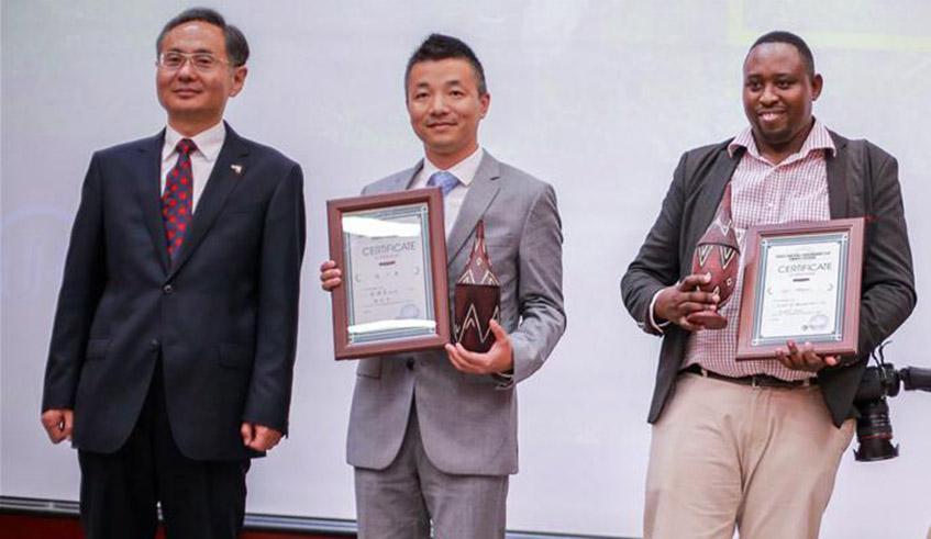Chinese embassy marks 50th anniversary of Sino-Rwanda diplomatic ties