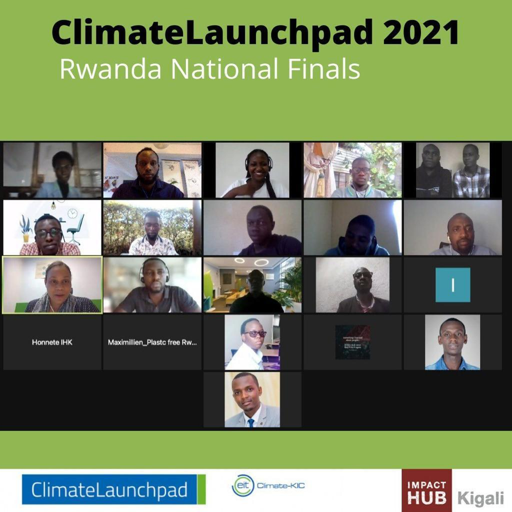 Rwanda ClimateLaunchpad Winners Announced
