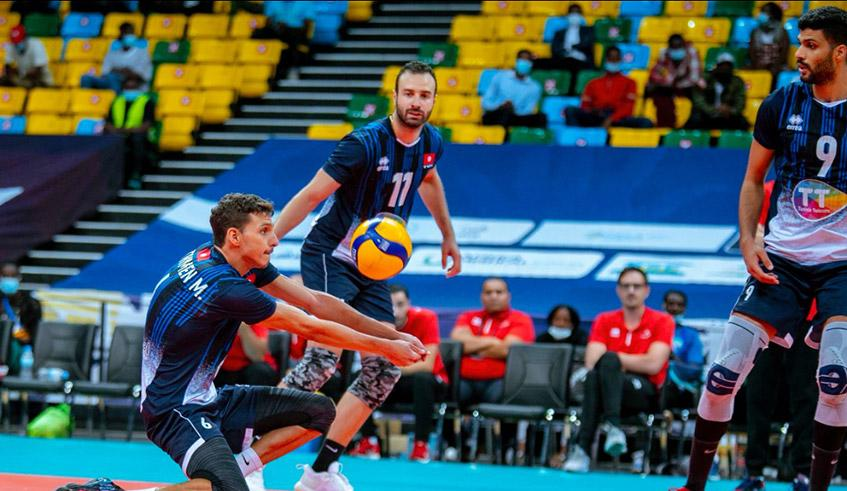 Cameroon, Tunisia storm Africa Volleyball Championship finals