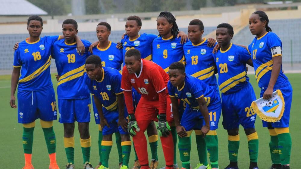 She-Amavubi on brink of elimination from U-20 WC qualifiers after heavy defeat