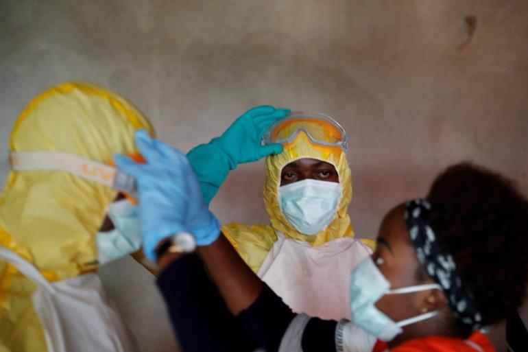 New Ebola case in North Kivu, DRC