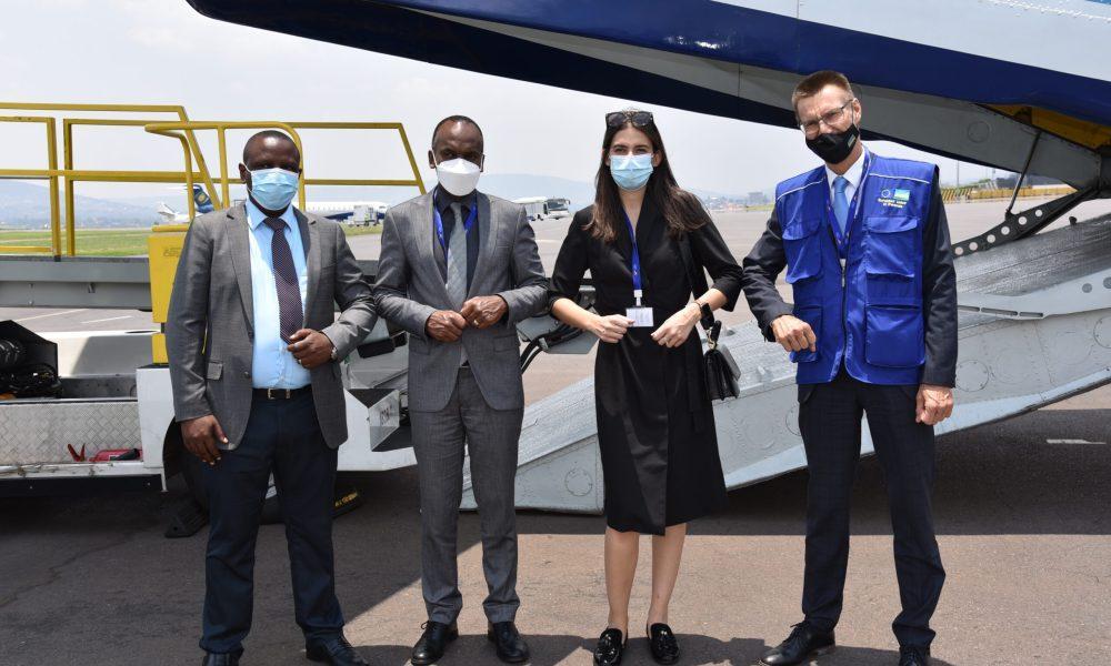 Slovakia Donates 280,000 Doses Of COVID-19 Vaccines To Rwanda