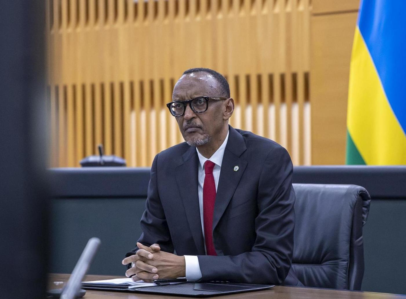 Kagame: We have a responsibility to maximise the assets that Africa has
