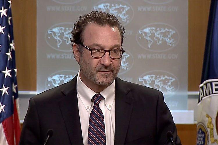 ديفيد شينكر, يرد على سؤال حول امكانية تراجع بايدن عن قرار سلفه, ويؤكد, الولايات المتحدة تعتقد ان المفاوضات بين المغرب وجبهة البوليساريو هي الضامنة للحل.