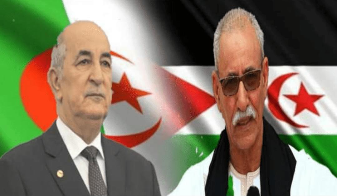 الامين العام لجبهة البوليساريو يحيي الموقف الثابت للجزائر تجاه دعم الشعب الصحراوي وكفاحه العادل ضد الاحتلال