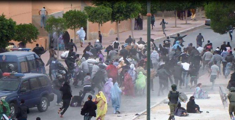 هيومن رايتس ووتش: المغرب يواصل قمع المظاهرات المطالبة بحق الشعب الصحراوي في تقرير المصير