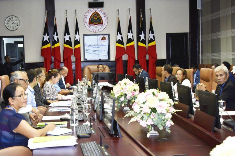 حكومة تيمور الشرقية تصادق على قرار يتضمن تخصيص دعم مالي لأنشطة السفارة الصحراوية بديلي