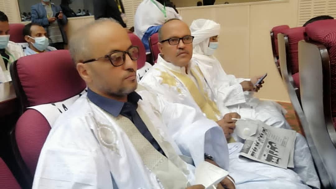 وفد صحراوى يشارك فى مؤتمر حزب الإصلاح بموريتانيا