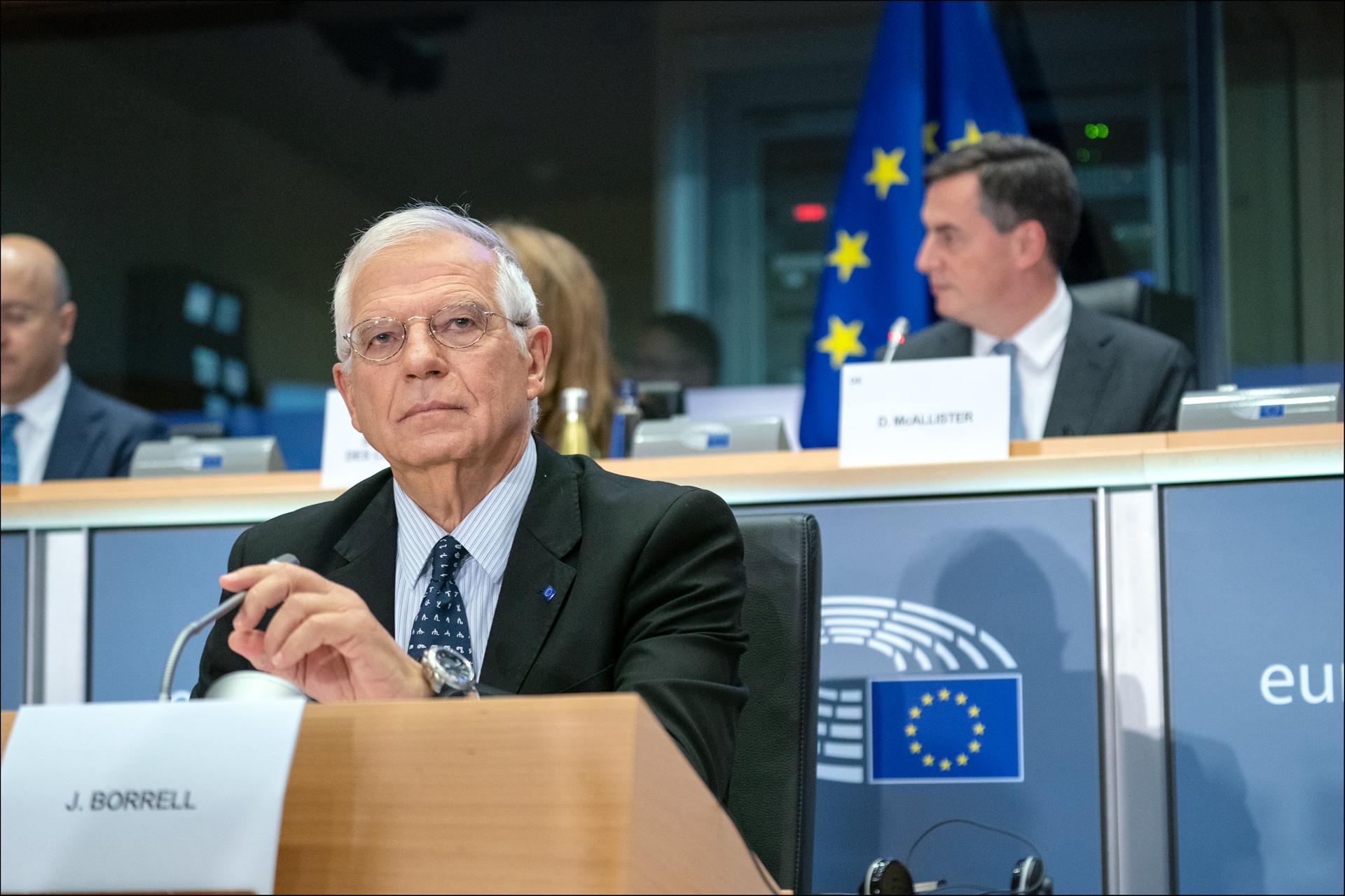 الاتحاد الاوروبي يتابع التطورات في الصحراء الغربية، ويؤيد بشدة مساعي الأمم المتحدة لإيجاد تسوية سلمية لمسألة الصحراء الغربية