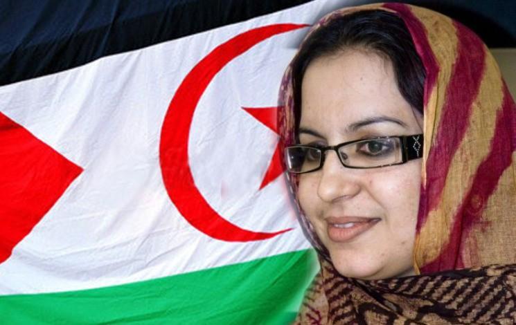 ردا على حملة المغرب المضللة بالأمم المتحدة: هيومان رايتس ووتش، سلطانة خيا مناضلة تدافع عن استقلال الصحراء الغربية