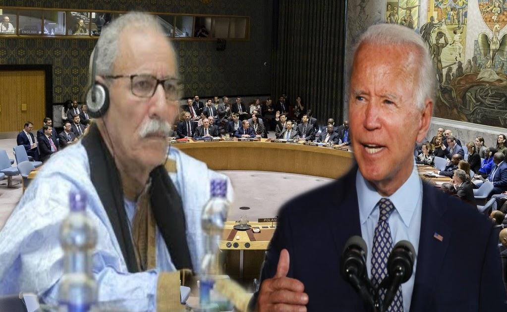 وفد صحراوي يجري إجتماعًا هامًا مع مسؤولين من الولايات المتحدة الأمريكية حول التطورات الاخيرة والنزاع المسلح بين جبهة البوليساريو والمغرب