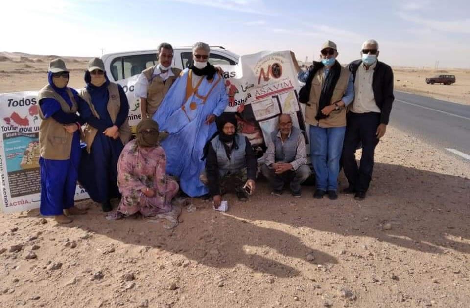 اليوم العالمي للتحسيس بمخاطر الالغام : تنظيم عدة نشاطات بمخيمات اللاجئين الصحراويين