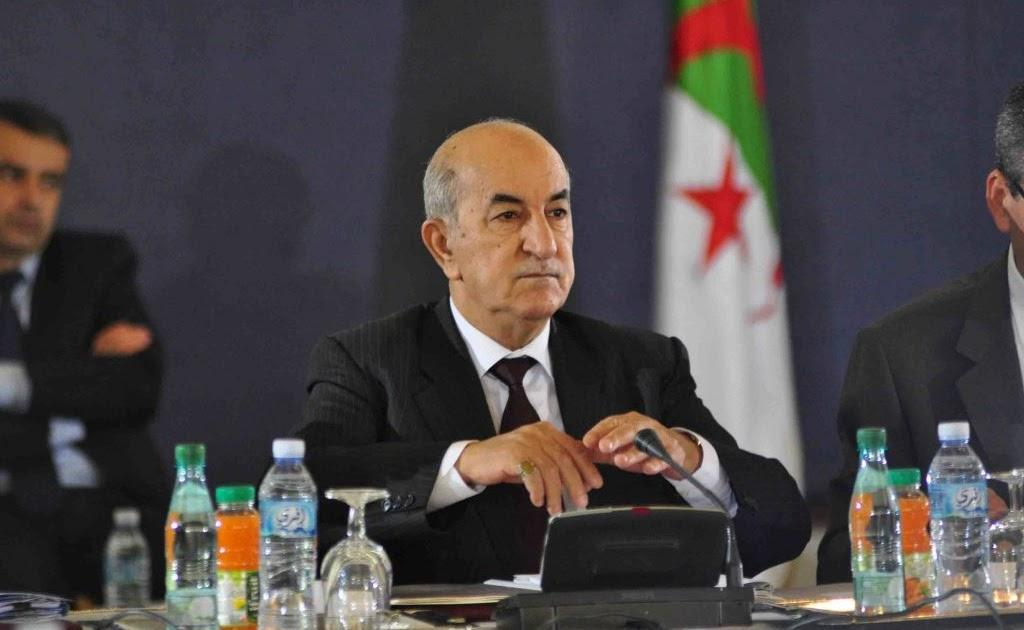 الرئيس الجزائري: قضية الصحراء الغربية تظل مسالة تصفية استعمار،ونتمنى ان يتوصل الأشقاء في المغرب والجمهورية الصحراوية لحل للنزاع