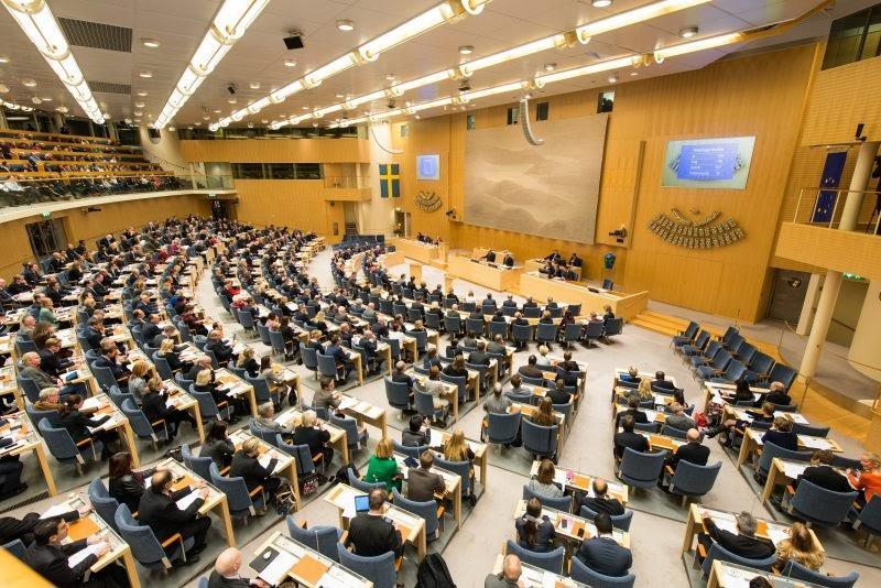 مشروع قرار برلماني سويدي يحذر من خطورة الوضع في الصحراء الغربية، يدعو الحكومة الى تنشيط دورها للاسراع بتنظيم استفتاء تقرير المصير
