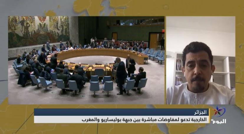 جبهة البوليساريو : ''مستعدون للدخول في مفاوضات مباشرة مع المغرب ولكن لا ينبغي أن تعني بالضرورة وقف الكفاح المسلح''