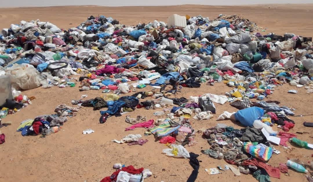 حملة لنظافة المحيط تتواصل لليوم الثالث على التوالي بولاية السمارة ( تقرير مصور)