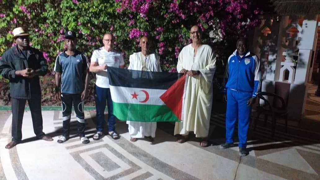 الدولة الصحراوية حاضرة بقوة في المؤتمر الخاص بالمنظمة الإفريقية للرياضة والعمل بالعاصمة السنغالية