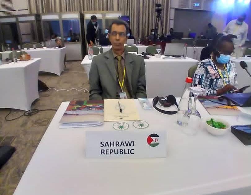 الجمهورية الصحراوية تشارك في اجتماعات منطقة التجارة الحرة الإفريقية