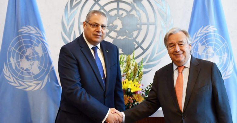 الأمم المتحدة تبرز جهود الجزائر في تمكين طلبة الجمهورية الصحراوية من الاستفادة من التعليم العالي بالجامعات الجزائرية