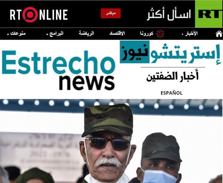 هل وقع موقع روسيا اليوم في شباك الدعاية المغربية المغرضة تجاه الرئيس الصحراوي؟