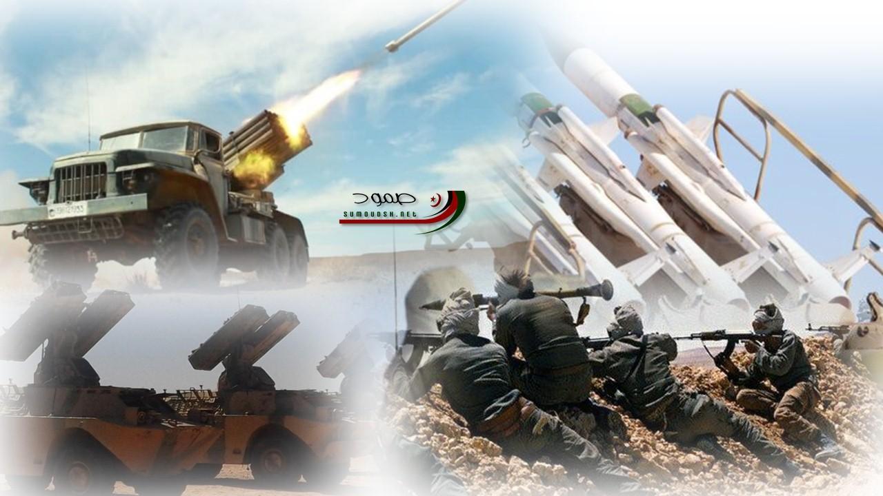 وزارة الدفاع الوطني: عمليات قصف مكثفة استهدفت قواعد ومراكز جيش الاحتلال بالمحبس والكلتة