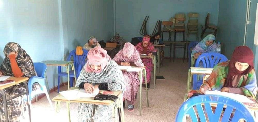 انطلاق امتحانات التخرج لمدرسة السلام لتعليم اللغة الإنجليزية بولاية أوسرد