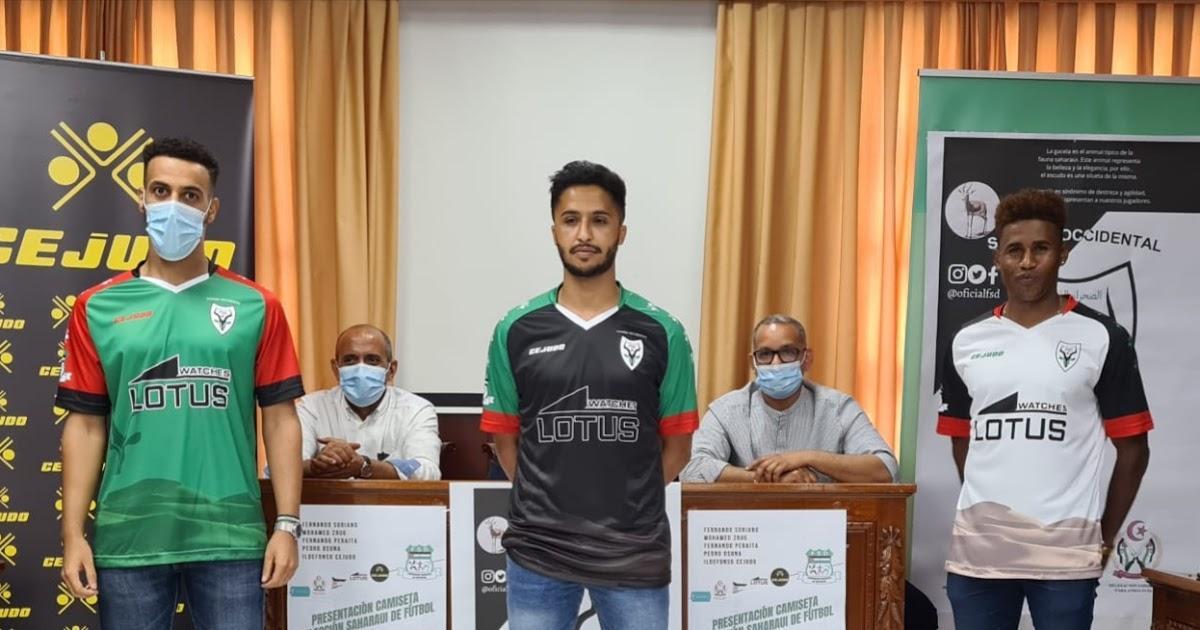 إشبيلية: الإتحادية الصحراوية للرياضة تكشف عن القميص الجديد للمنتخب الصحراوي.