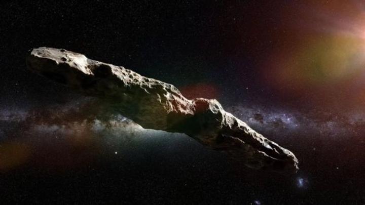 أجرام سماوية قادمة من الفضاء السحيق تثير حيرة العلماء