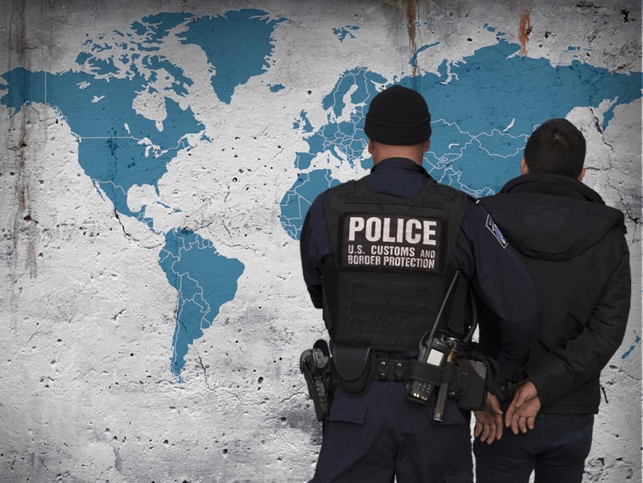 هيئة الجمارك وحماية الحدود بالولايات المتحدةتعتمد خريطة الصحراء الغربية وفق حدودها المعترف بها دوليا