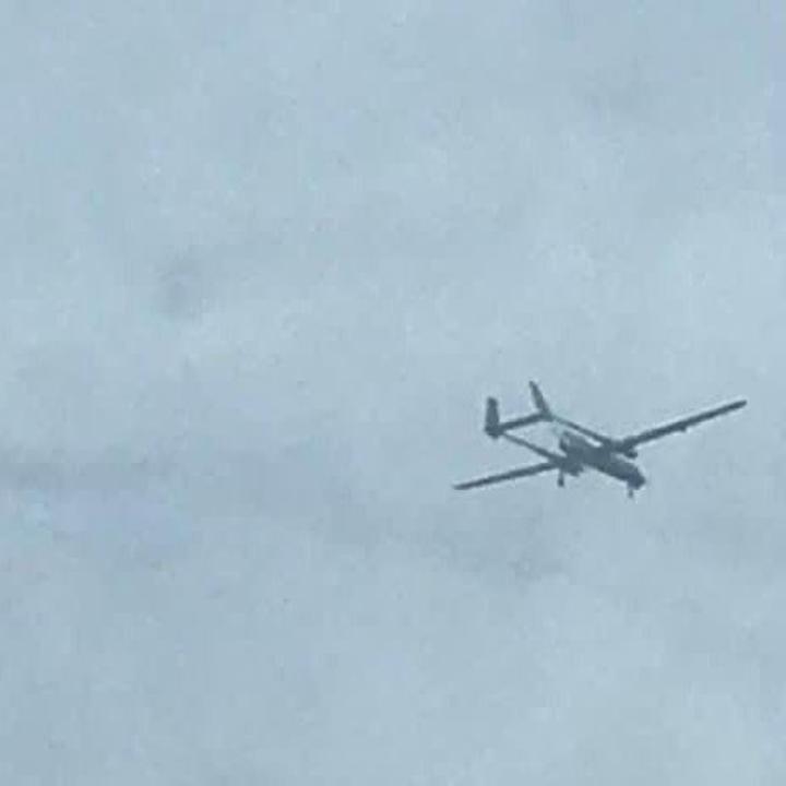 """طائرة من دون طيار من نوع """"هارفانغ"""" تحط بمطار الداخلة المحتلة اليوم"""