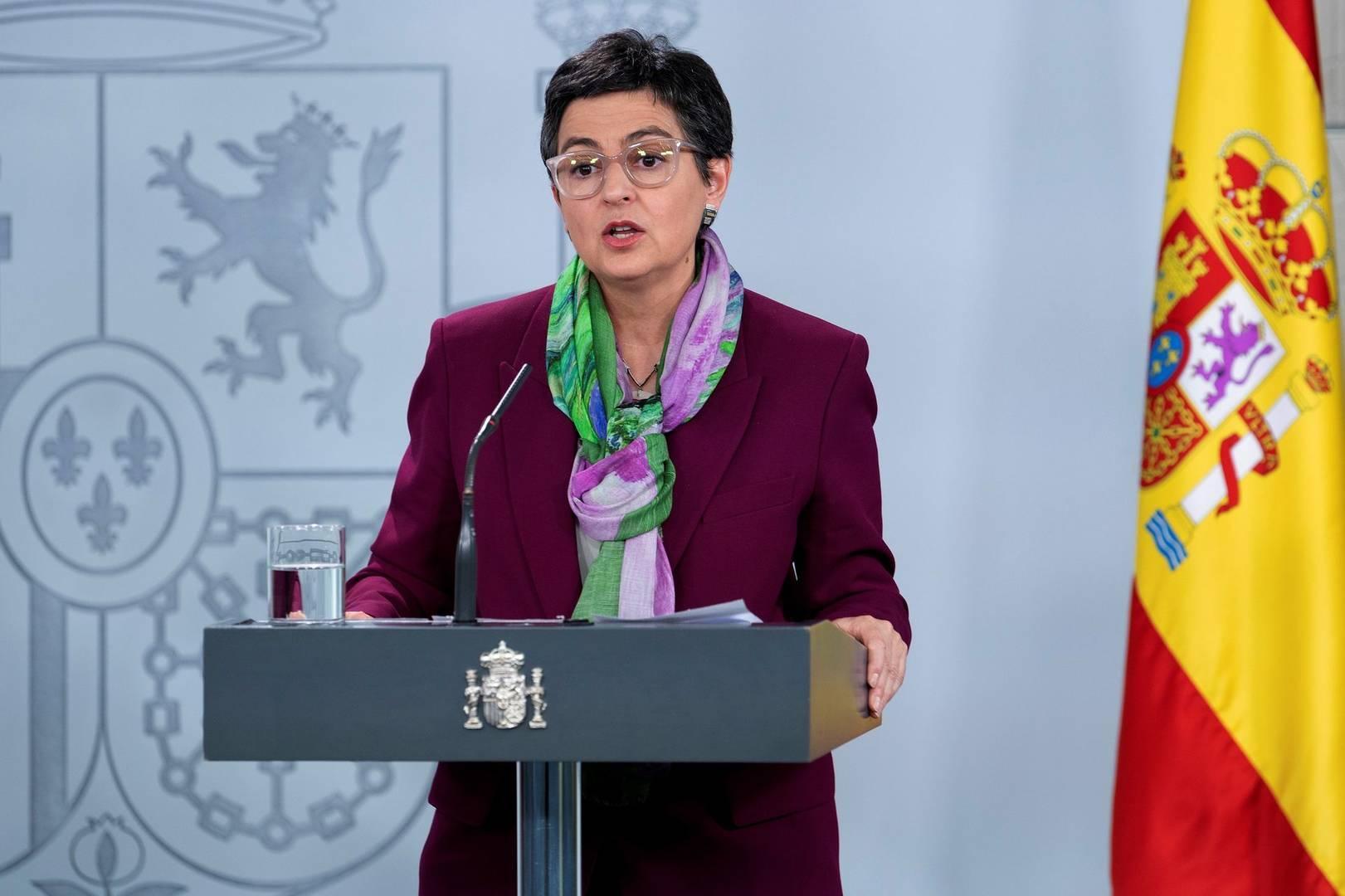 وزيرة خارجية اسبانيا: موقفنا من قضية الصحراء الغربية ثابت ولن يتغير لأنه يرتكز على احترام الشرعية الدولية